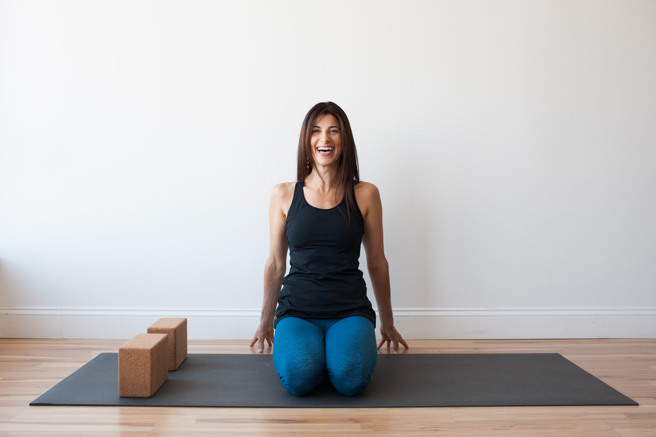 Rana Waxman yoga