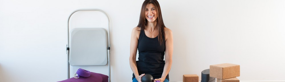 Rana Waxman Yoga ~ Yogatherapy