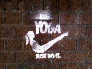 yoga just do it