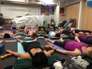 Yoga Workshop with Rana Waxman