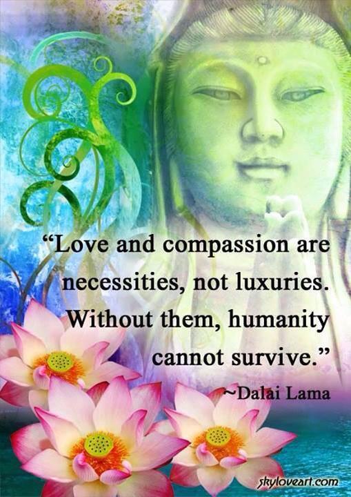 love and compassionRan...