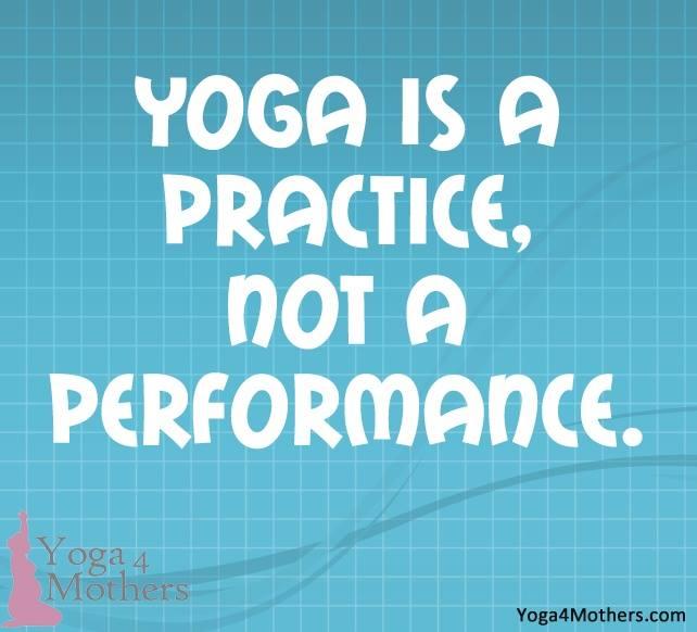 yoga is apractice