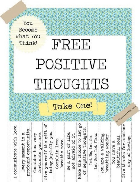 positive words for Wednesday