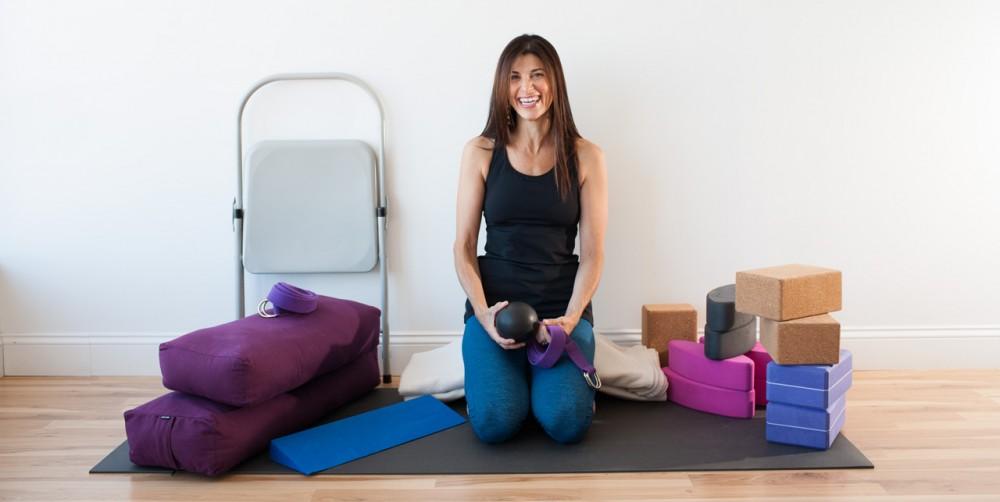 Rana Waxman Private Yoga Lessons