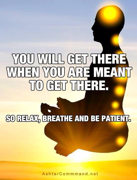 yoga and patience quotes