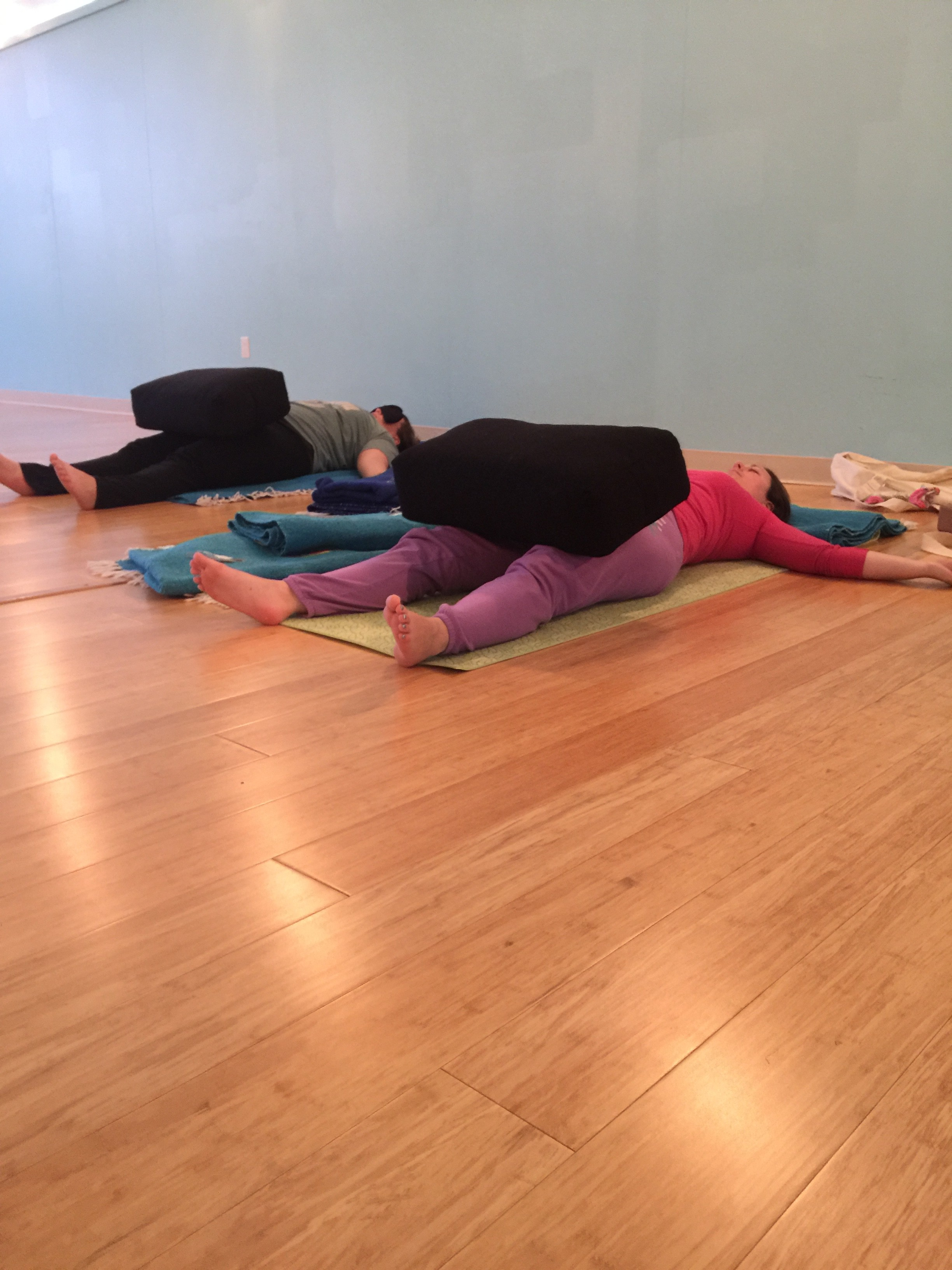 how to practice savasana